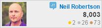 profile for Neil Robertson at Joomla