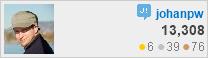 profile for johanpw at Joomla